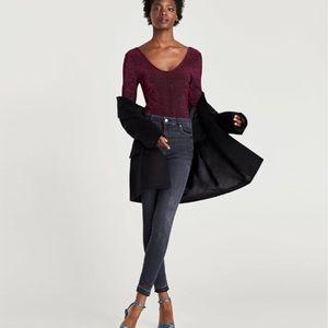 Zara Sparkle Bodysuit